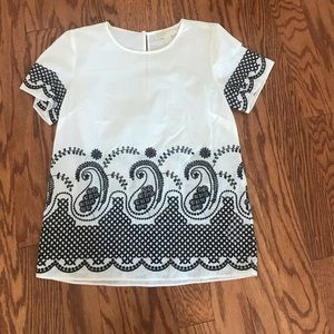 Beautiful MK blouse